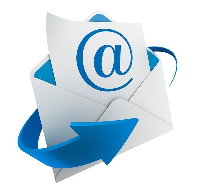 Geef hier je email adres op voor IJ en V: